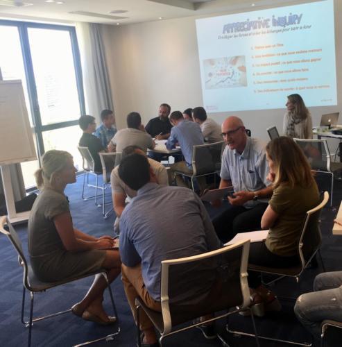 Amahe Appreciative Inquiry Human Workshop 5