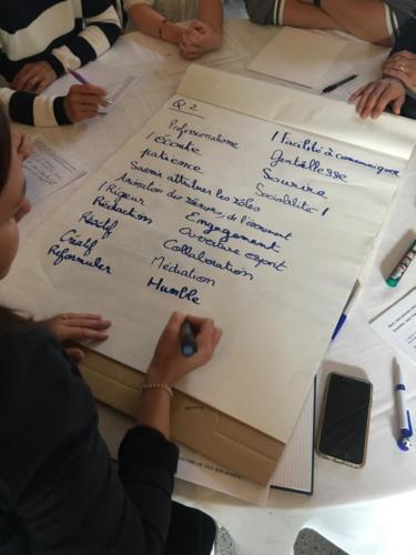Amahe Appreciative Inquiry Human Workshop 12