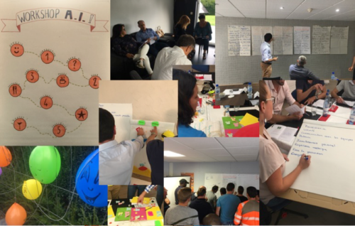 Amahe Appreciative Inquiry Human Workshop 1