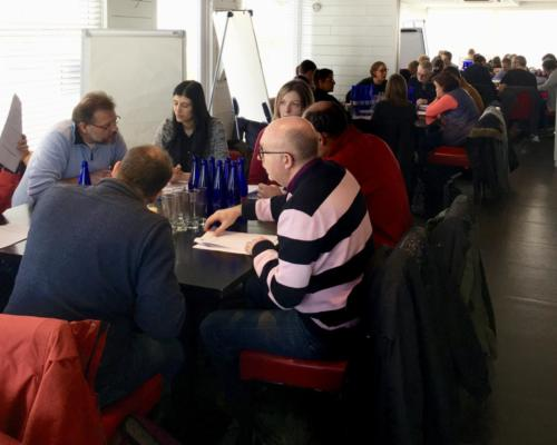 Amahe Appreciative Inquiry Human Workshop 7